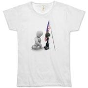 Fallen Soldiers Organic Women's T-Shirt