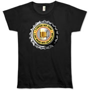 Women's Organic T-Shirt with Yellow 365 Bars Logo. For Dark Colors (including Black). Use the Drop Down Menu.