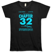 Chapter 32 Movie Poster Organic Women's T-Shirt