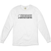 Organic Long Sleeve T-Shirt - Cheesecake (blk)