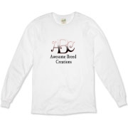 Awesome Breed Creations Organic Long Sleeve T-Shir