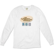 Distance Between Us Organic Long Sleeve T-Shirt