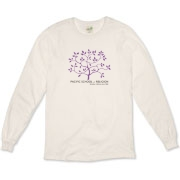 Organic Long Sleeve Tee - Light Colors