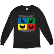 Long Sleeve T-Shirt - Organic (Dark)