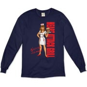 Nurse Jaimee Organic Long Sleeve T-Shirt