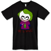 Joker Dark American Apparel Shirts $29.99