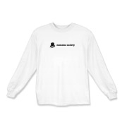 Nonsense Society [light] Kids Long Sleeve T-Shirt