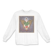 Angel Dean Kids Long Sleeve T-Shirt