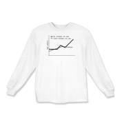 Net Worth Kids Long Sleeve T-Shirt