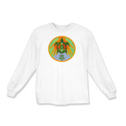 Turtle Hands Kids Long Sleeve T-Shirt