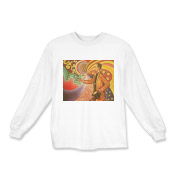 Portrait of Félix Fénéon, 1890 Kids Long Sleeve