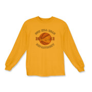 2012 Basketball - Kids Long Sleeve T-Shirt
