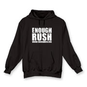 Enough Rush Hooded Sweatshirt