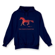 Fire Horse - Hooded Sweatshirt