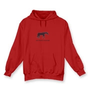 Earth Horse - Hooded Sweatshirt