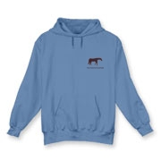 Earth Horse P - Hooded Sweatshirt