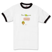 Mad at you Ringer T-Shirt