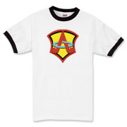2012 Supermayan - Ringer T-Shirt