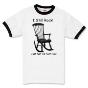 I still Rock! Ringer T-Shirt