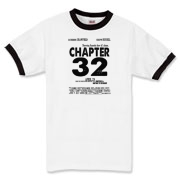 Chapter 32 Movie Poster Ringer T-Shirt