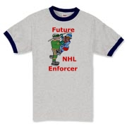 Future Enforcer Ringer T-Shirt