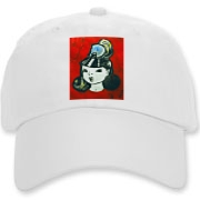 Drummer Girl Deluxe Cotton Hat