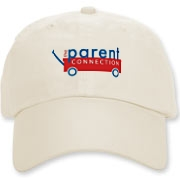 The Parent Connection Deluxe Cotton Hat