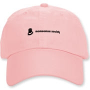 Nonsense Society [light] Deluxe Cotton Hat