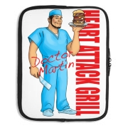 Dr Martin Borbon Laptop Sleeve