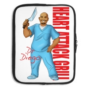Dr Diego Laptop Sleeve