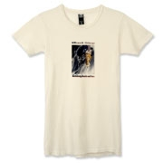 Alternative Apparel Women's Destroyed T-Shirt