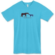 Friends I - American Apparel Men's T-Shirt