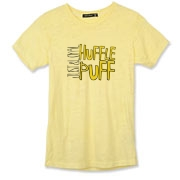 Hufflepuff Pride Alternative Apparel Women's Burno