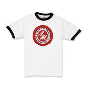 50's AM Logo Kids Ringer T-Shirt