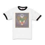 Angel Dean Kids Ringer T-Shirt