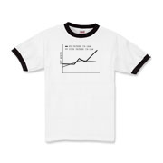 Net Worth Kids Ringer T-Shirt