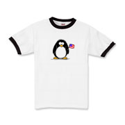 Shop for Patriotic t-shirts for the whole family. Patriotic penguin is an original penguin design by JGoode. Perfect for penguin lovers!