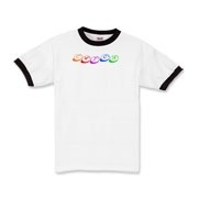 Candybits Cwtch, a hug or a cuddle Kids Ringer T