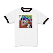 I Love Cats Kids Ringer T-Shirt