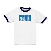 kids of team show Kids Ringer T-Shirt