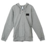 Create Solid Canvas Freemont Full-Zip Hoodie
