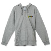 YAY Sesame Canvas Freemont Full-Zip Hoodie