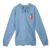 Nurse Jaimee Canvas Freemont Full-Zip Hoodie