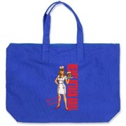Nurse Jaimee Canvas Zipper Tote