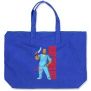 Dr Diego Canvas Zipper Tote