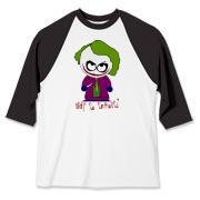 Joker Baseball Jersey Shirt $23.99