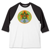 Turtle Hands Baseball Jersey
