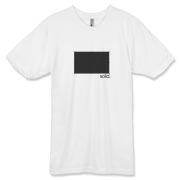 Create Solid American Apparel 50/50 Tee