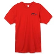 Friends I p - American Apparel 50/50 Tee