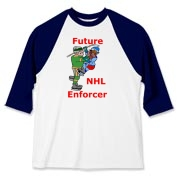 Future Enforcer Baseball Jersey